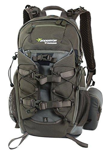 VANGUARD Endeavor Bagシリーズ バッグパック バードウォッチャー専用 可動式ショルダーハーネス保温保冷ポケット 撥水加工済 レインカバー付属 Endeavor 1600