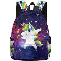 Unisex Backpack School Book Bag for Teens/Kids Cute Cat Animal Printed Laptop Bag Women Casual Daypacks for Traveling Camping