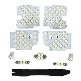 LED ルームランプ セット 室内灯 MAZDA アテンザ セダン アテンザ ワゴン GJ系 専用 室内灯 純白 3チップ SMD ホワイト 取付工具付き