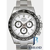 [ロレックス]ROLEX 腕時計 コスモグラフ デイトナ ホワイト 116500LN メンズ [並行輸入品]