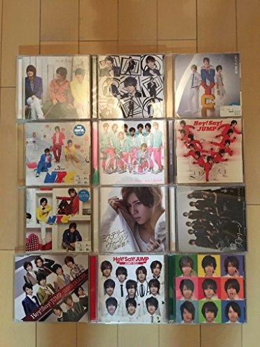 Hey Say JUMP NYC 山田涼介 のCD&DVD まとめ売り