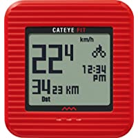 【CATEYE(キャットアイ)】女性向け歩数計付ワイヤレスコンピュータ [CATEYE FIT]CC-PD100W