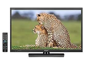 シャープ 32V型 液晶 テレビ AQUOS LC-32H20 ハイビジョン 高画質技術明るくクリアな色再現。 高画質を実現する「直下型LEDバックライト」搭載 2015年モデル