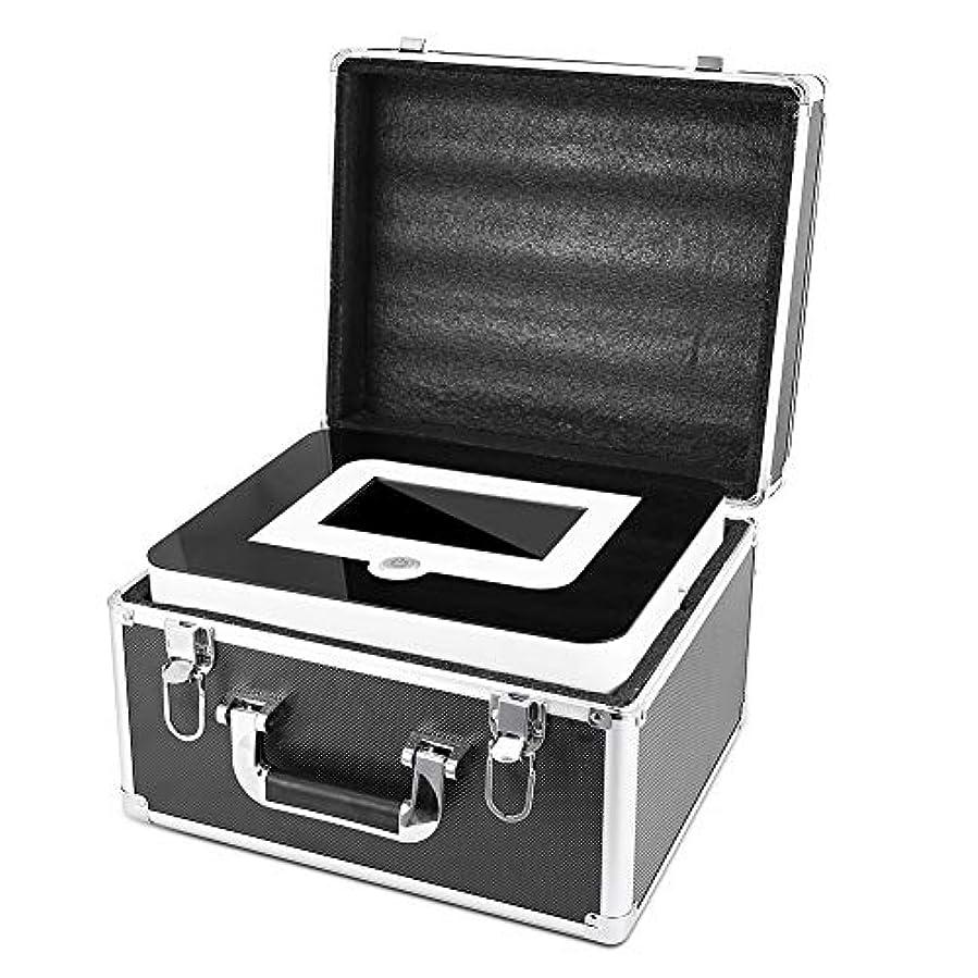 鷹血市民レーダー機械式波美容機、フェイスリフティング締め付け用の針なしの超音波彫刻器具(米国のプラグ)
