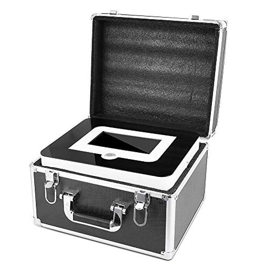 コールド篭フリンジレーダー機械式波美容機、フェイスリフティング締め付け用の針なしの超音波彫刻器具(米国のプラグ)