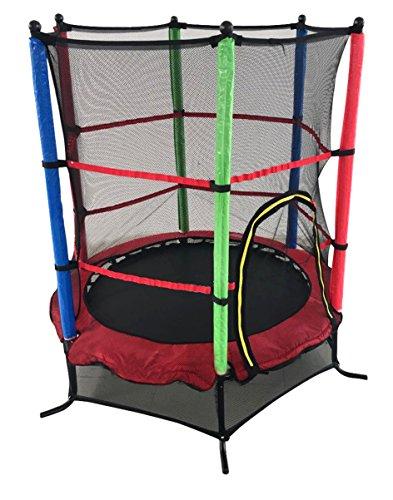 Orbit - Junior Trampoline with Safety Surround Trampoline