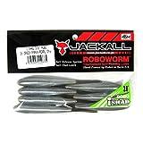 JACKALL(ジャッカル) ワーム アイシャッド ロボ 3.8インチ SKグリパン/パール