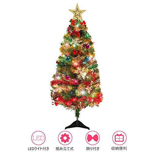 [YACONE] クリスマスツリー 150cm 卓上 ミニ ツリー90cm ...