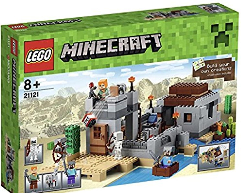 LEGO Minecraft The Desert Outpost [並行輸入品]