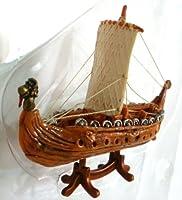 ボーフォードジャパン 世界の帆船 観賞用コレクションモデル 武外伝(もののふ MONONOFU GAIDEN) 帆HAN 第壱段 バイキング船 フィギュア