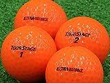 【Aランク】【ロゴなし】ツアーステージ EXTRA DISTANCE 2014年モデル オレンジ 20個セット【ロストボール】