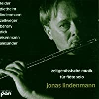 Contemprary Music for Solo Flute