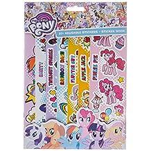 My Little Pony Sticker Album Set, Pink
