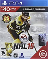 NHL 15 Ultimate Edition (輸入版:北米) - PS4