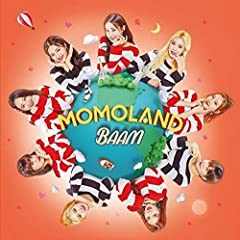 MOMOLAND「Only one you -Japanese ver.-」のジャケット画像