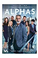 Alphas: Season Two/ [DVD] [Import]
