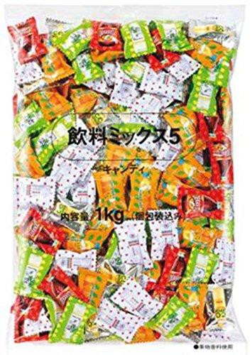 ロッテ 飲料ミックス5徳用 1kg