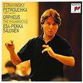 ストラヴィンスキー:バレエ音楽「ペトルーシュカ」「オルフェウス」
