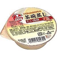 ホリカフーズ 栄養支援 茶碗蒸し たい風味 75g×6個