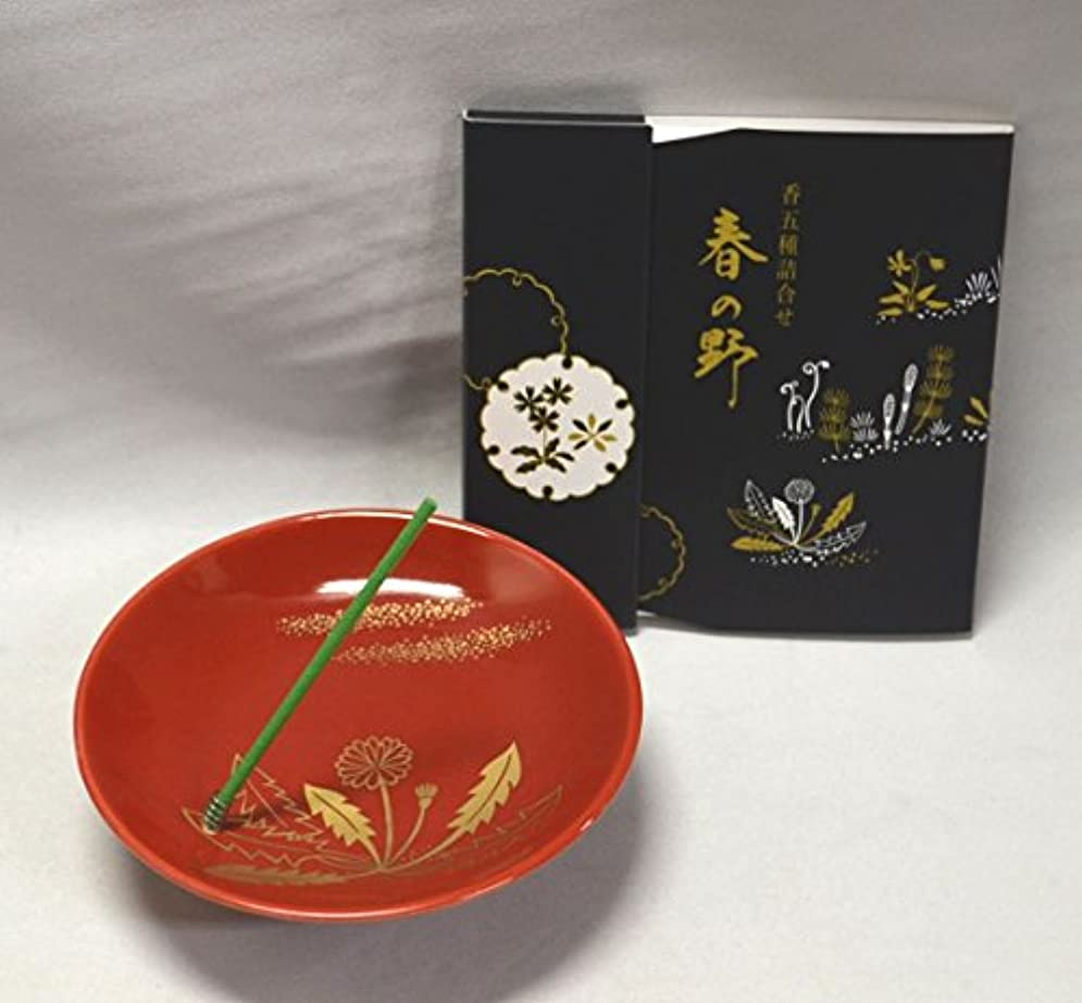印刷するゴム王女《茶道具?お香》お勅題香 春の野 松栄堂製 (時間指定可)