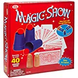 Ideal 40-Trick Magic Show Kit