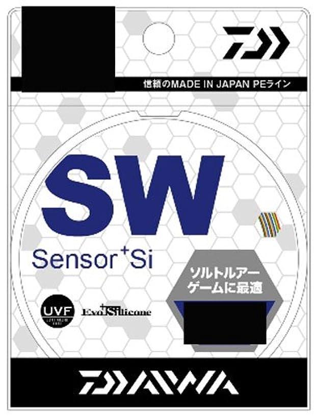 タンカー寛容な飲食店ダイワ(Daiwa) PEライン UVF SWセンサー+Si 300m 8号 42lb マルチカラー