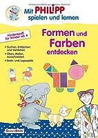 Formen und Farben entdecken: Foerderspass fuer Kinder ab 4