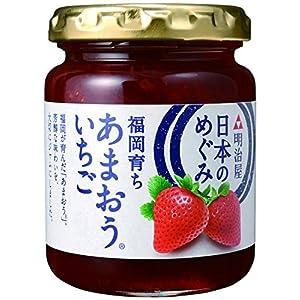 明治屋 日本のめぐみ あまおういちごジャム 150g