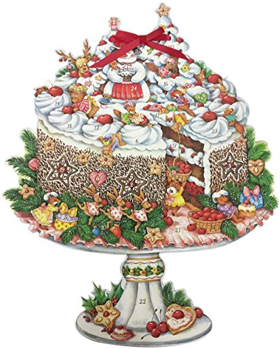 ドイツ製 アドベントカレンダー クリスマスケーキ(11732...