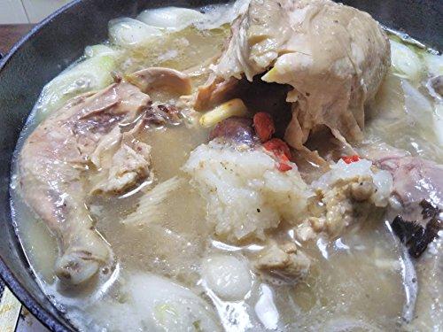 国産無添加 ため息の出る超美味 サムゲタン 1.5キロ