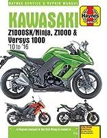 Kawasaki Z1000SX/Versys, '10-'16 (Haynes Powersport)