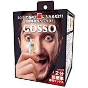 ゴッソ(GOSSO) (448)新品:   ¥ 2,047 54点の新品/中古品を見る: ¥ 1,650より