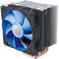 DEEPCOOL デスクトップ用 CPUクーラー INTEL&AMD ICEEDGE 400 FS