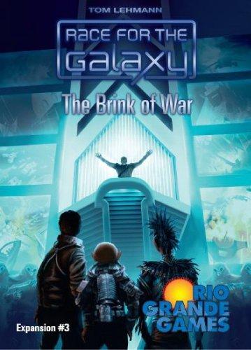 レース・フォー・ザ・ギャラクシー 戦争の影 (Race for the Galaxy: The Brink of War) [並行輸入品] カードゲーム