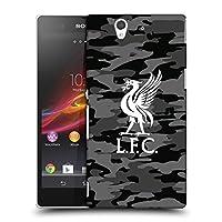 オフィシャル Liverpool Football Club アウェイ・カラーウェイズ Liver Bird Camou ハードバックケース Sony Xperia Z / C6603 / C6602