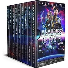 Memories of Earth Far Future Space Opera Boxed Set