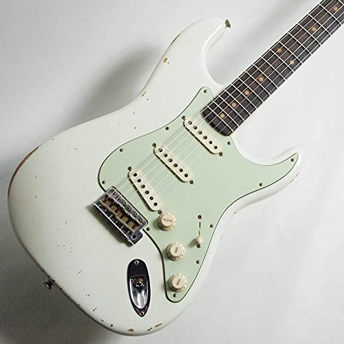 Fender Custom Shop 1960 RELIC® STRATOCASTER® Aged Olympic White #CZ530926【フェンダーカスタムショップ】
