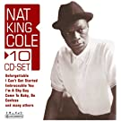 Nat King Cole 10 Cd Wallet Box
