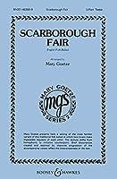 Scarborough Fair (SSA) / スカボロー・フェア 女声三部合唱(SSA) 楽譜. For 合唱, 女声三部合唱(SSA)