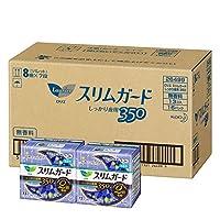 【ケース販売】ロリエ スリムガード しっかり夜用 羽つき 35cm 13コ入×16セット(208コ)