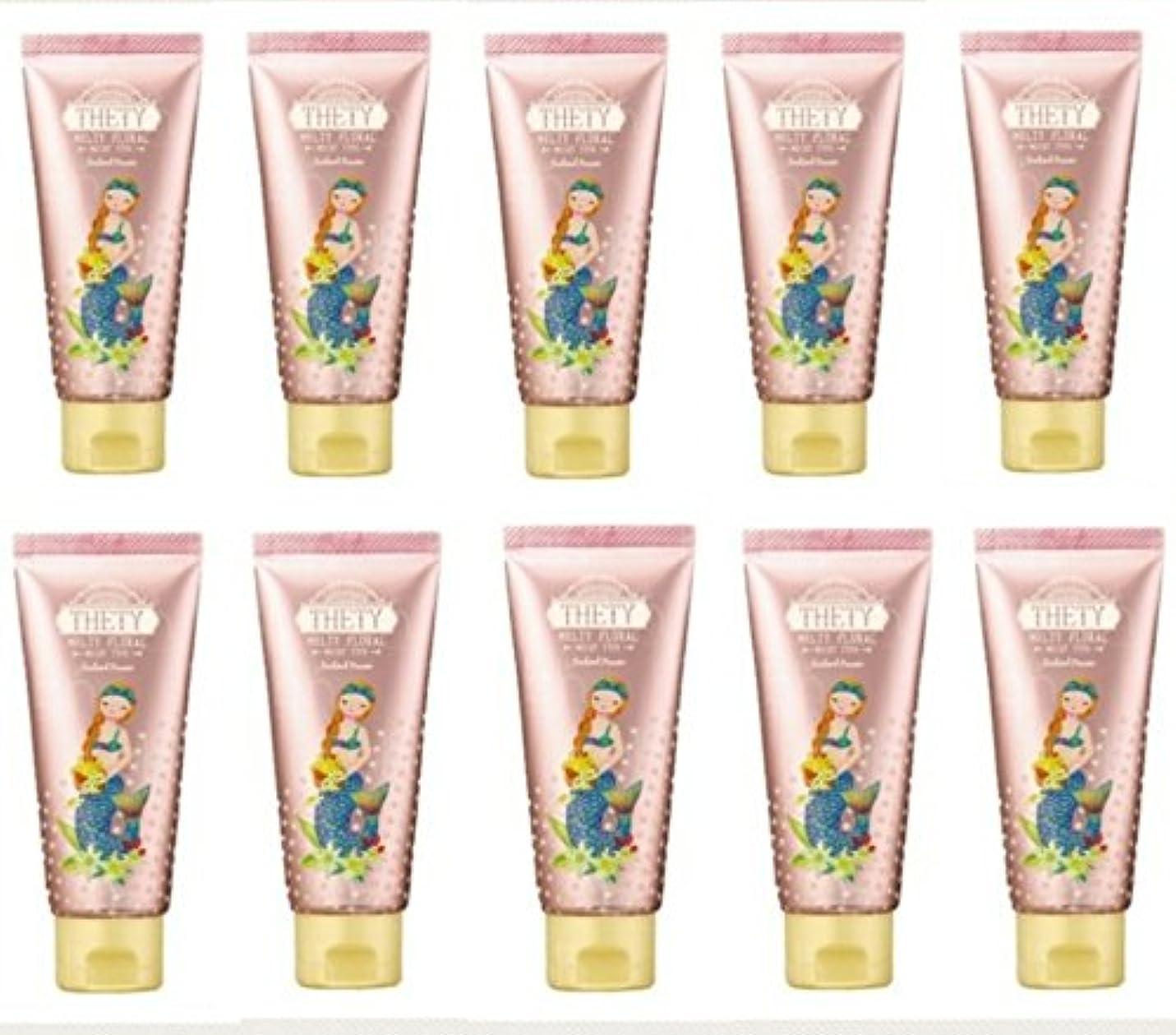 適性目的染料シーランドピューノ ハンド&ネイル テティ 65g 10個セット <ハンドクリーム>