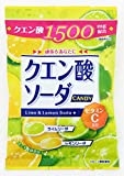 扇雀飴 クエン酸ソーダCANDY 70g×6袋