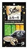 シーバ とろ〜りメルティ とりささみ味セレクション 12gx4本 製品画像