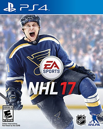Sports(World) NHL 17 (輸入版:北米) - PS4