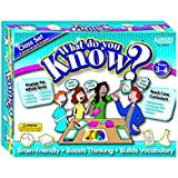 Kagan Cooperative Learning What Do You Know? Grade 3-4, Teaching Material (MGWK3)