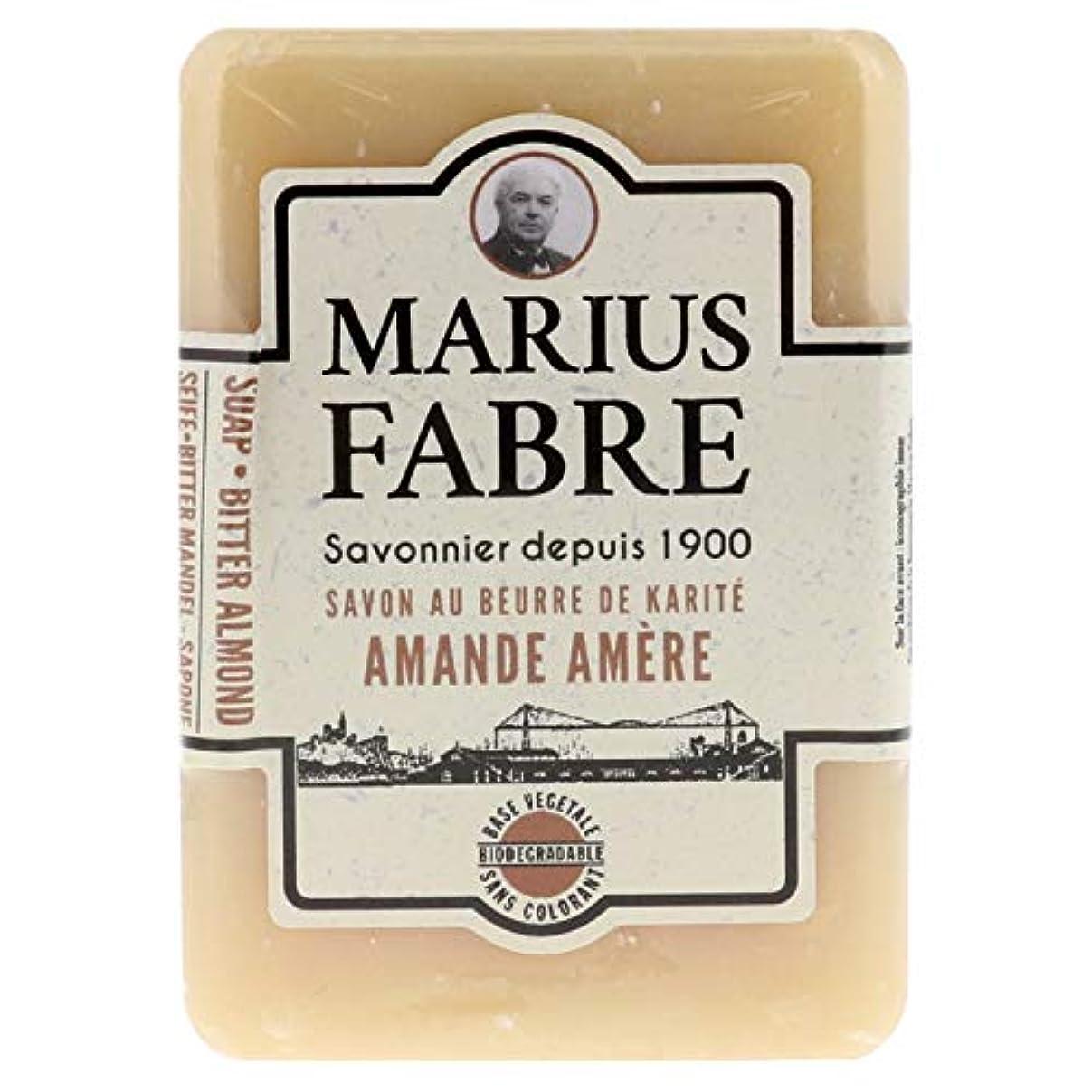 フェードアウト相続人贈り物サボンドマルセイユ 1900 ビターアーモンド 150g