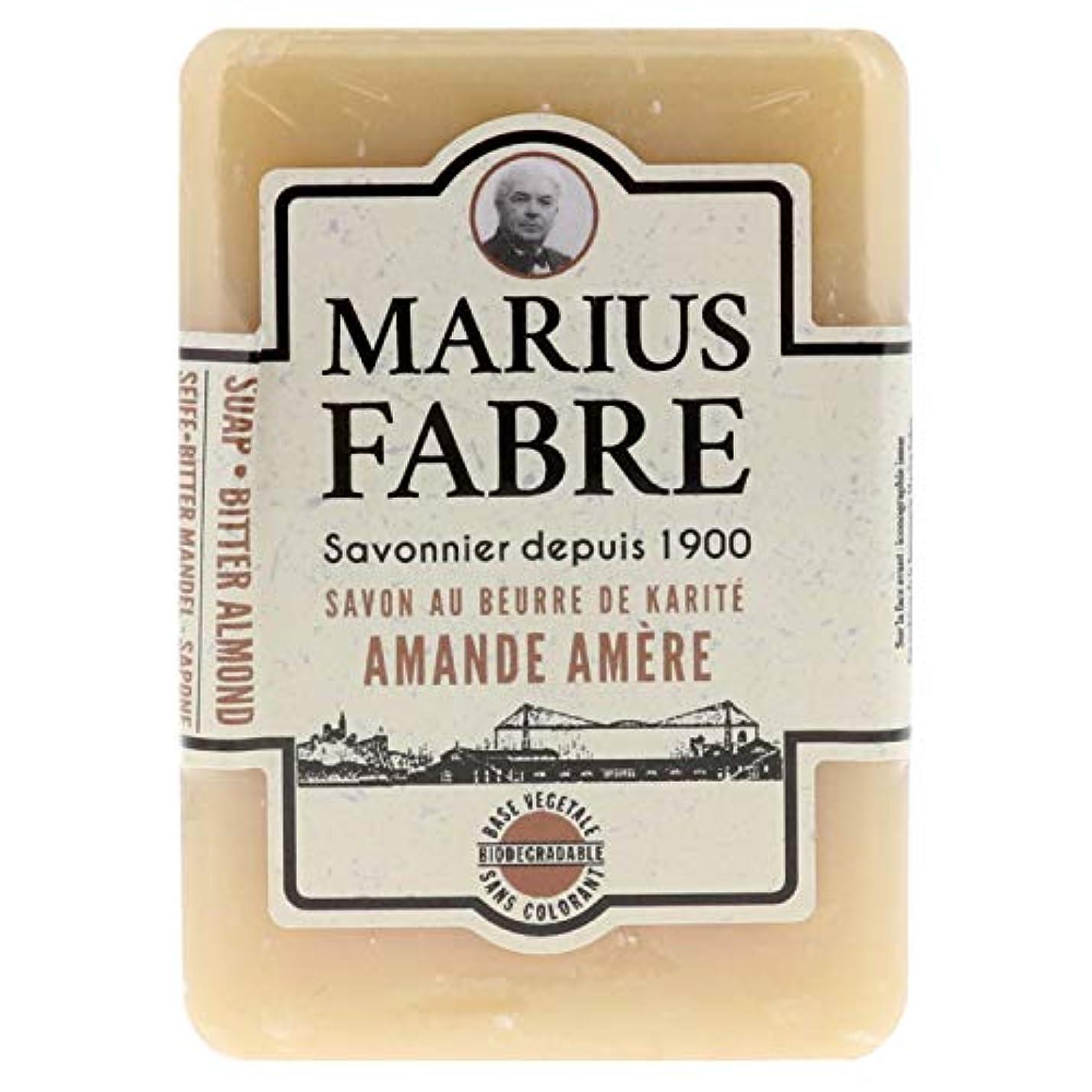 生態学愚か質素なサボンドマルセイユ 1900 ビターアーモンド 150g