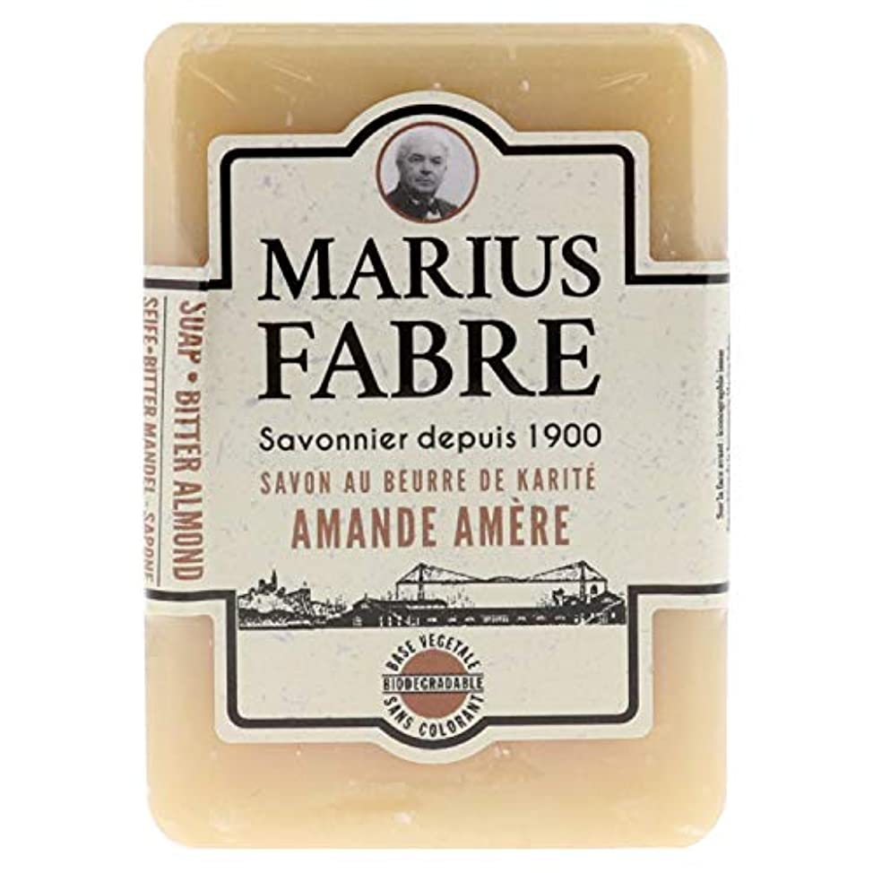 合理的通常裕福なサボンドマルセイユ 1900 ビターアーモンド 150g