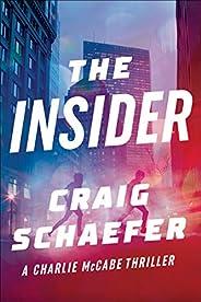 The Insider (Charlie McCabe Thriller Book 2)