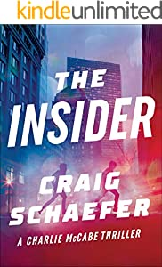 The Insider (Charlie McCabe Thriller Book 2) (English Edition)
